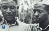 Two Minute Brief: African American Units of WWII