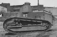 Awesome Test Footage of the M1917 Light Tank