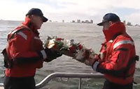Coast Guard Honors the Fallen