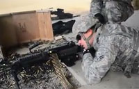 Security Forces Heavy Weapons Training