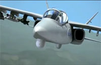 Scorpion Fighter Combat Simulation