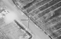 Coalition Strikes Daash Compound and Technical