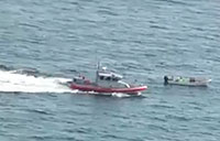 Coast Guard Chases Lancha Fishing Illegally