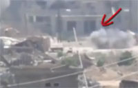 War in the Streets of Tikrit against ISIS