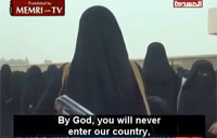 Armed Houthi Women Vow to Fight U.S.