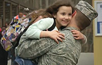 Month of the Military Child 2015