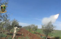 Rebels Target Aircraft with MANPADS