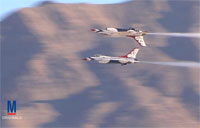 Two Minute Brief: U.S. Air Force Thunderbirds