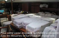 French Customs Seize 2.5 Tons of Cocaine