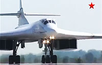 Modernization of the Tu-160