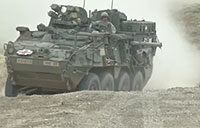Soldiers Thrive in Strykers