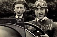 WWI Ace was also Indy 500 Racer