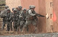 G-Men Conduct Live Fire in The Last Frontier