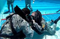 Army Special Forces Underwater Ops School