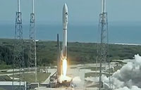 Air Force's Mini Space Shuttle Launches
