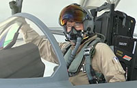 Boeing Upgrades Fighter Pilot Helmet