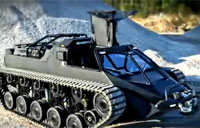 Ripsaw EV2 Extreme Luxury Super Tank 2015