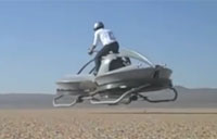 The Hover Bike is Coming!