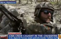 U.S Special Forces in Heavy Firefight