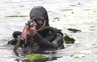 Russian Special Ops Test New Diving Suits