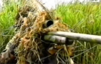 The Barrett M99 Sniper Rifle