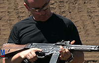 MP44 Rifle | Behind the Barrel: