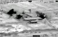 ISIS Warehouses Destroyed in Iraq