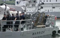 Navy Minesweepers