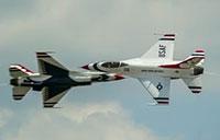 Air Force Thunderbirds Promo