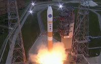 USAF's WGS-7 Satellite Launched