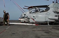 Arming The AH-1W Super Cobra