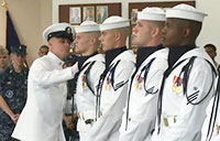 Ceremonial Guard Inspections