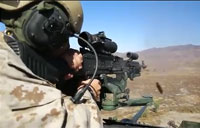 Marine LAV in Action