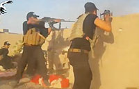 Iraqi Special Forces Fight ISIS