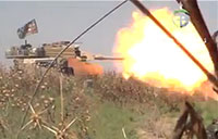 Hezbollah Clashes With ISIS