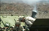 Mounted Mortar Carriers