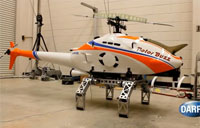 Helicopter Adaptive Rotor Robotic Landing Gear