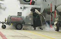 Liquid Oxygen Replacement on A-10