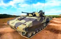 Ajax Infantry Fighting Vehicle Sim