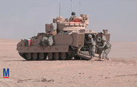 Bradley Fighting Vehicle | Bullet Points