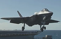 F-35C Completes Sea Trials