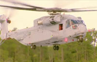 First Hover Flight of CH-53K