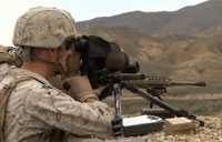 Marine Corps Snipers Take Aim