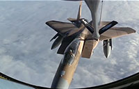 F-15 Aerial Refueling