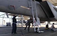 F-15 Care & Maintenance