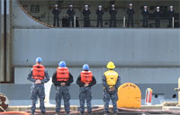 USS Harry S. Truman Deploys