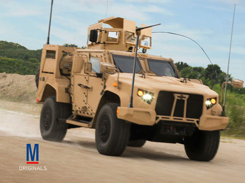 Joint Light Tactical Vehicle | Bullet Points | Military.com