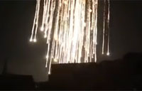 Russia Drops White Phosphorus on ISIS in Syria