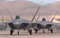 Former Test Pilot Discusses the F-22