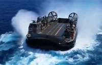 Navy LCAC in Action